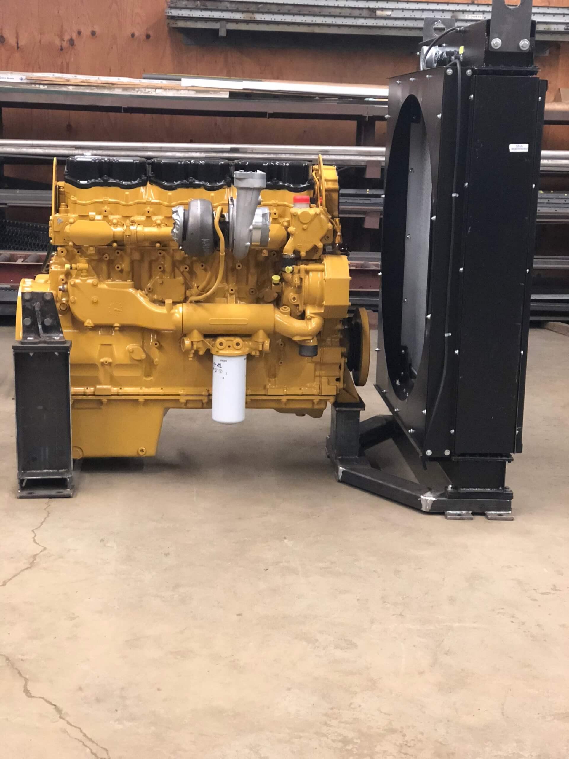 C18 Power Unit