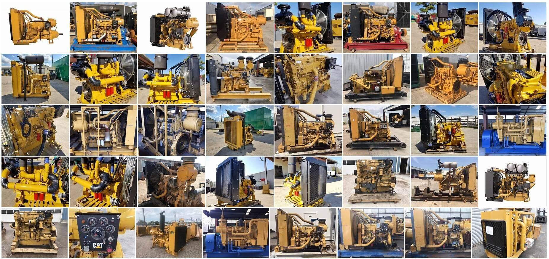 Caterpillar C18 Power Units For Sale